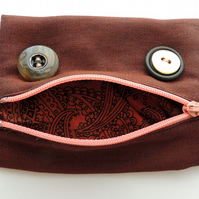 """Little Monster"" Coin or Change Purse for your Little Monster"