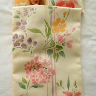 "Barbie Doll's Quilt and Pillow Set Suitable for any 12"" Doll"