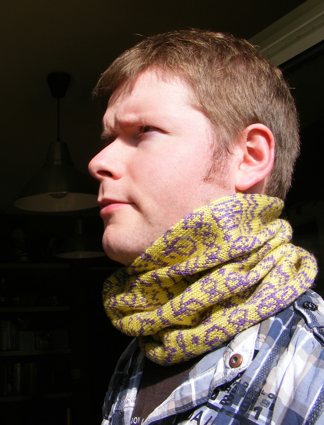 Sale! Fairisle Cycle Snood