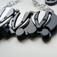 Badger Family Necklace - Limited Edition