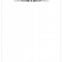 Personalised Address LETTERHEADS, a5 and a4 letters with envelopes, pk 14.  n103