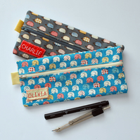 Name Label for Novelty Pencil Cases and Purses - Personalised Gifts