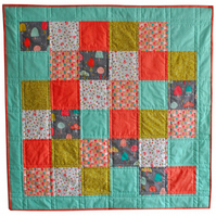 Quick & Easy Quilt Kit  - Beginner's Quilt - Dashwood's Fablewood, Craft Kit