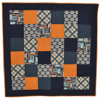 Quick & Easy Quilt Kit  - Beginner's Quilt - Riley Blake's Keep on Groovin'