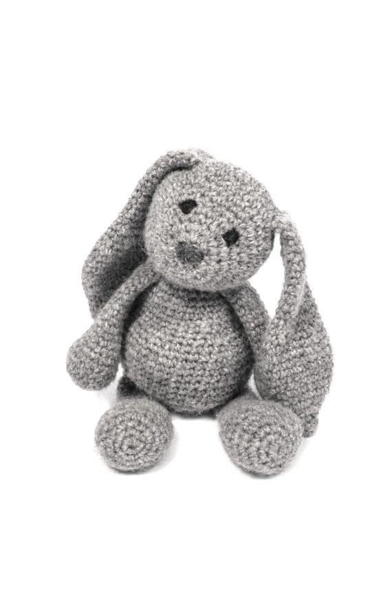 Ready-to-create kit to crochet a rabbit Need somebunny - Kesi'Art | 858x570