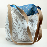 Stoney leaves tote bag