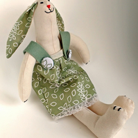 Make a Nutmeg bunny kit