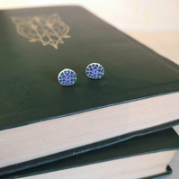 Tiny Polymer Clay studs, hypoallergenic