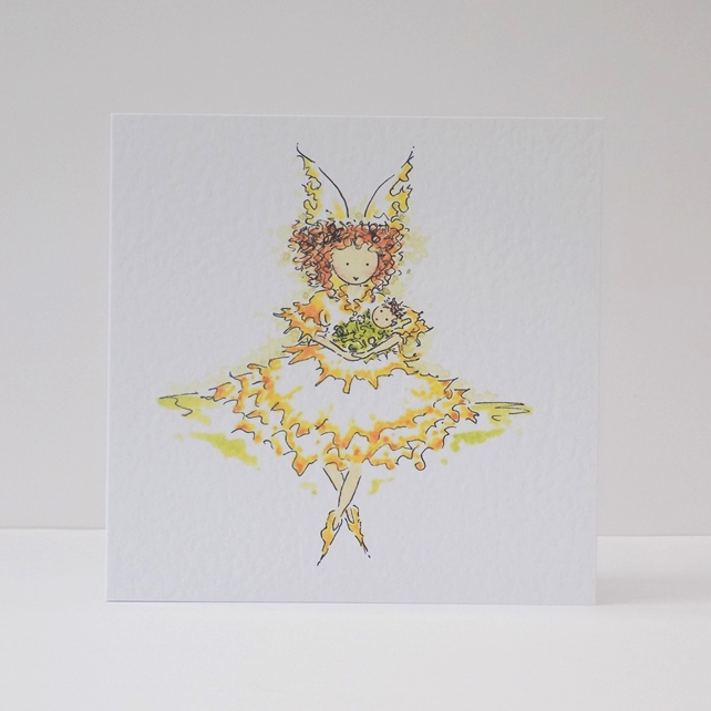 Fairy Card  Mum