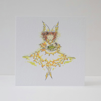 Fairy Mum Card