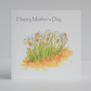 Mother's Day Daffodil Card