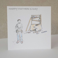 Father's Day Card  DIY