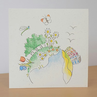 Eco Friendly Card World