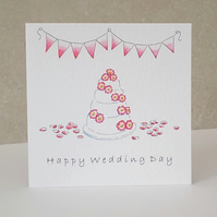 Handmade Special And Personalised Wedding Cards On Folksy