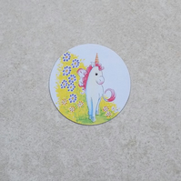 Fridge Magnet  'Unicorn'