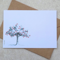 Heart Tree Postcards (pack of 6)