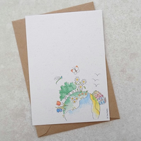 Eco Friendly World Postcards (pk of 6)
