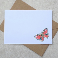 Peacock Butterfly Postcards (pack of 6)