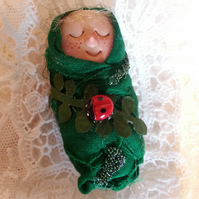 Whimsical Baby Fairy Sproglett - Archie
