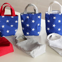 Blue Star Party Bags - Set of 6