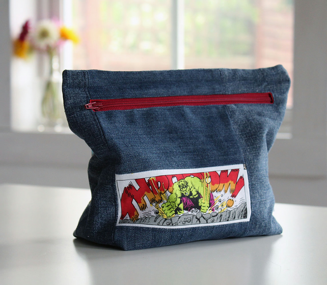 Make Up Bag - Marvel