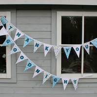 Bunting - Thank You