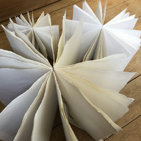 Wabi Sabi Sketchbooks: lay flat with recycled cotton rag for watercolour
