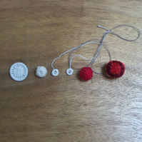 Dorset Button Workshop, 4 x 2 hour sessions, October 2014 nr Dorchester