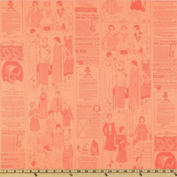Tailor Made fabric by Cosmo Cricket for Moda, Fat Quarter