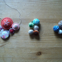 Dorset Button Making - Fabric Based Buttons, 12 March 2019, Dorchester