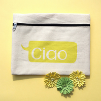 Ciao Travel Zip Pouch