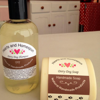Dirty Dog Shampoo & Soap
