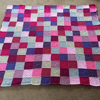 Customer Order - Natalie Cook Pink Blanket