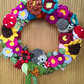 Decorative Woodland Wreath
