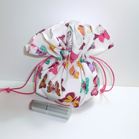 CLEARANCE: Dolly bag, make up bag, gift bag