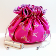 Dolly bag, evening bag, gift bag