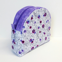 Toiletry bag, large make up bag