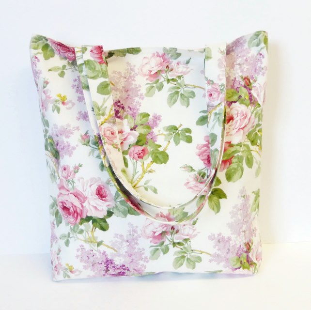 Floral Tote bag. Special purchase