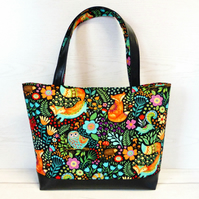 Tote bag, Woodland animals