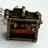 Sewing Machine Locket