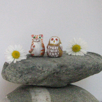 The Owl and the Pussycat Miniature Figures
