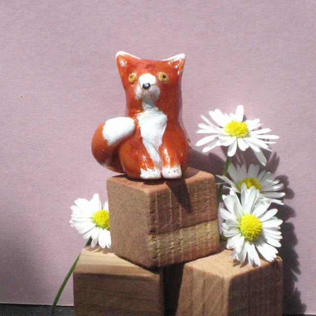 Miniature Fox Model