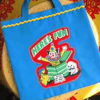 Child's Small Bag, Vintage Toys Design