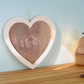 Copper Heart Hanging Decoration