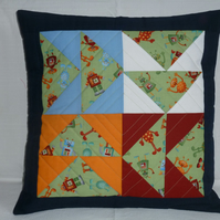 Dutchmans Puzzle Cushion