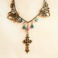 OOAK Steampunk Cosplay Nautical Necklace