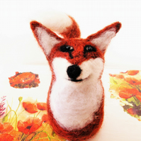 Felted Fox