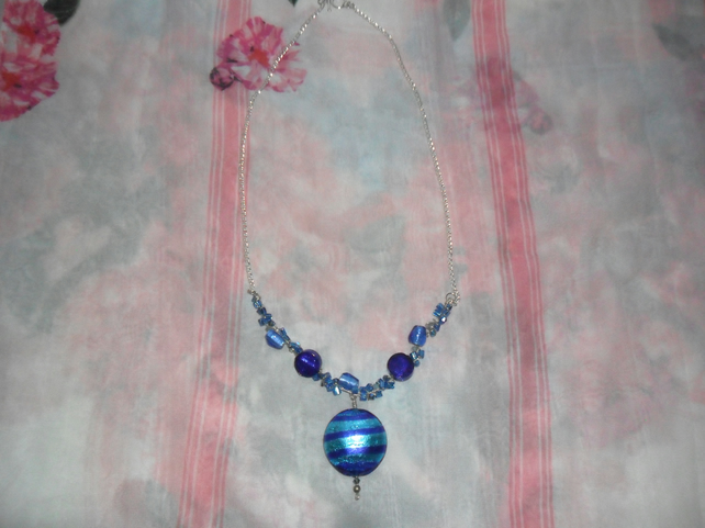 Beautiful Handmade Beaded Necklace for special someone
