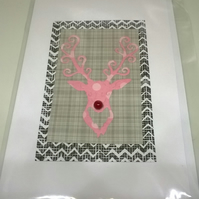 Christmas Stag Cards Pack B