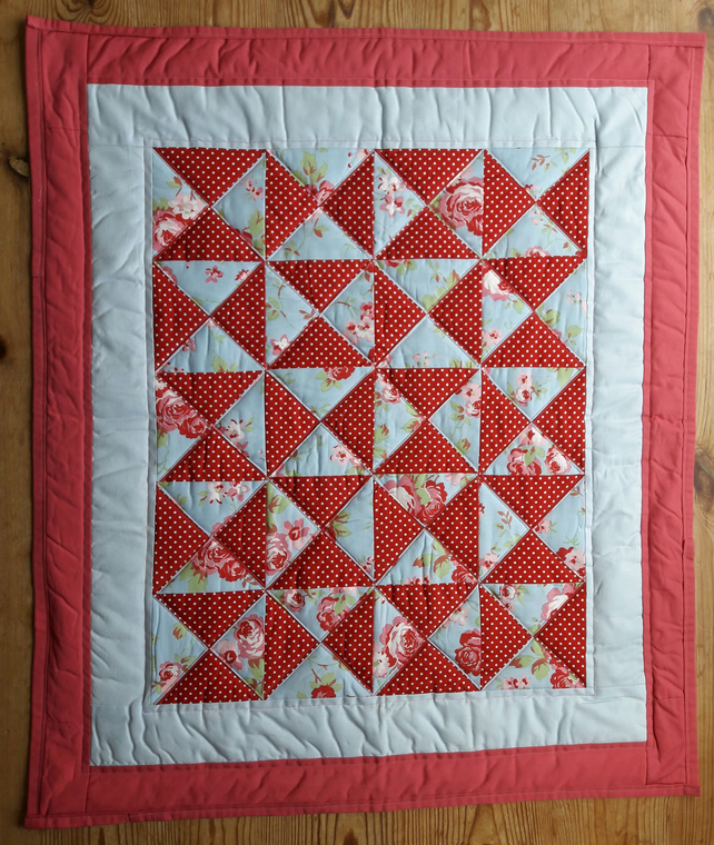 Vintage Style Quilt 68